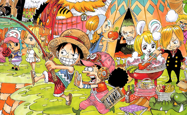 One Piece 900