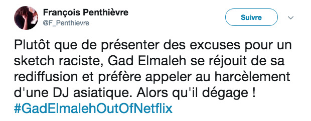 Gad Elmaleh Out Of Netflix