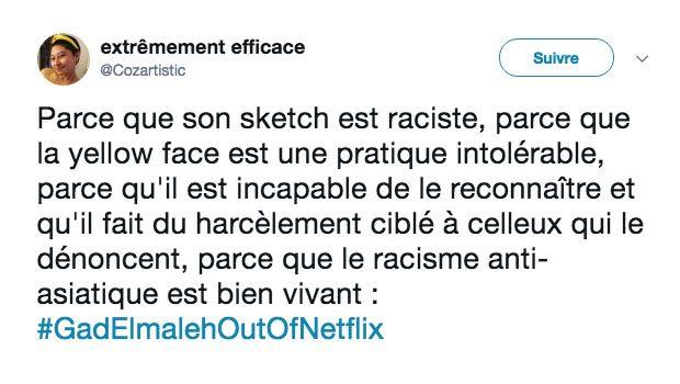 Gad Elmaleh Out Of Netflix