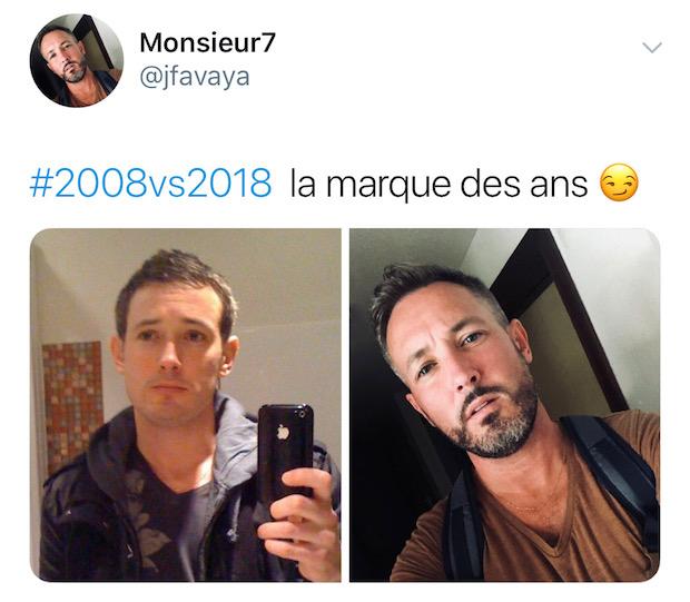 2008 VS 2018