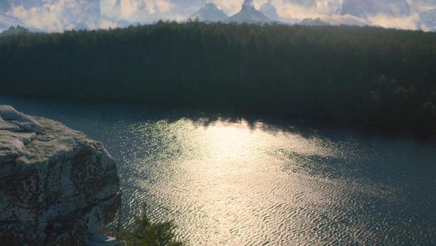 Lac des Nuages
