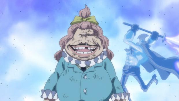 Pound-san