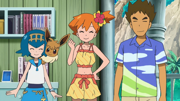 Images of sun and moon pokemon anime ep 102 preview