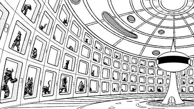 Prison Galactique