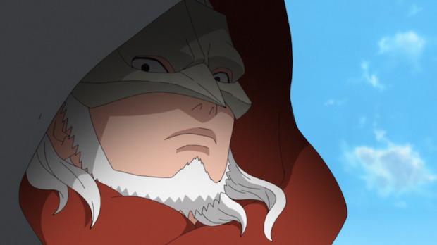 Jōnin de Feuille
