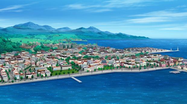 Port Yoneuve